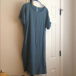Zenana Outfitters Maternity Dress. Medium NWOT